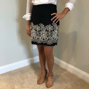 Dresses & Skirts - Embroidered Skirt